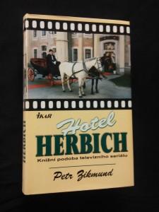 náhled knihy - Hotel Herbych