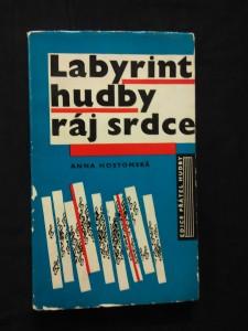 náhled knihy - Labyrint hudby a ráj srdce