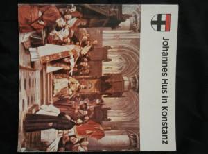 náhled knihy - Johannes Hus in Konstanz (sborník)