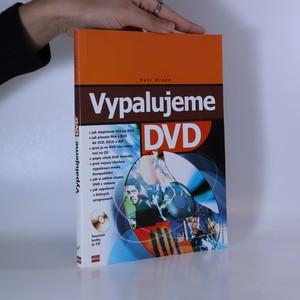 náhled knihy - Vypalujeme DVD (CD chybí)