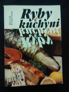 náhled knihy - Ryby v kuchyni (Obr, 272 s., foto)