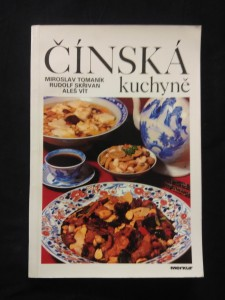 Čínská kuchyně (Obr, 120 s., foto)