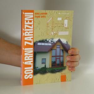 náhled knihy - Solární zařízení