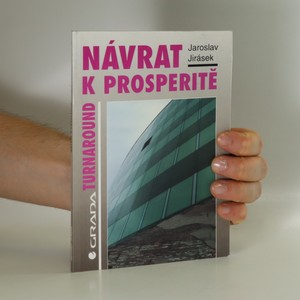náhled knihy - Návrat k prosperitě