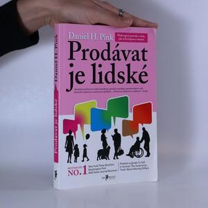 náhled knihy - Prodávat je lidské