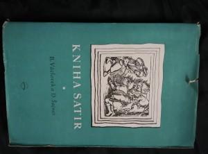 náhled knihy - Kniha satir (Obr, 339 s.)