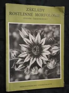 náhled knihy - Základy rostlinné morfologie (Obr, 156 s., +obr.příl.)