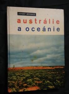 náhled knihy - Austrálie a Oceánie (lam, 310 s.)