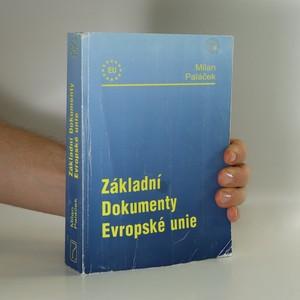 náhled knihy - Základní dokumenty Evropské unie