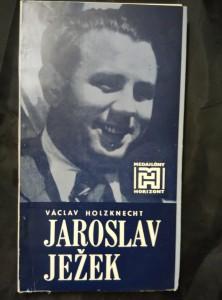 Jaroslav Ježek (Obr, 176 s.)