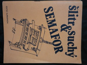 náhled knihy - Semafor - sborník písní s notací (Obr, 58 s.)