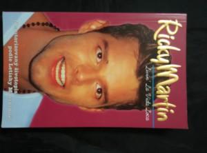 náhled knihy - Ricky Martin (Livin´ La Vida Loca - Obr)