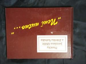 náhled knihy - Není nutno - písníčky s notací (lam, 48 s., ob. J. Vilgus)