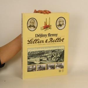 náhled knihy - Dějiny firmy Sellier & Bellot