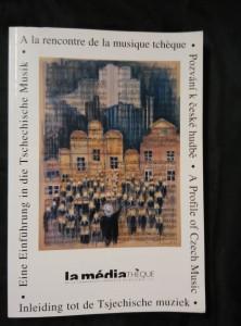 náhled knihy - Pozvánka k české hudbě/ A la rencontre de la musique tcheque (A4, Obr, 210 s., Fr, Č, N. A, Vlámsky)