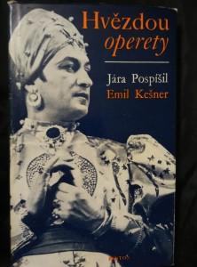 náhled knihy - Hvězdou operety (Ocpl, 36 obr. příl)
