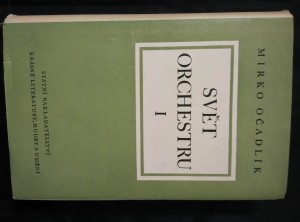 Svět orchestru I (Oppl, 540 s.)