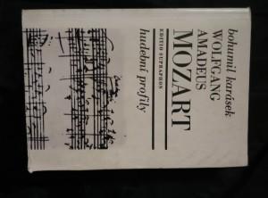 Wolfgang Amadeus Mozart (Obr, 454 s., 20 s. obr. Příl.)