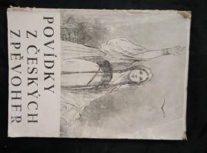 náhled knihy - Povídky z českých zpěvoher (Obr, il. O. Cihelka)