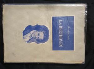 náhled knihy - Ludwig van Beethoven