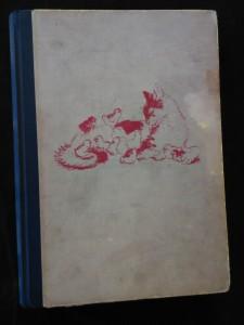 Pohorský zvěřinec (Oppl, 196 s., il. A. Pospíšil)