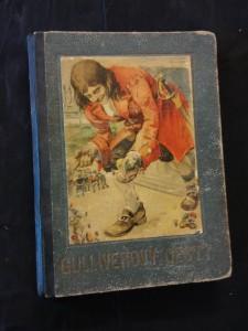 náhled knihy - Gulliverovy cesty a dobrodružství v zemi trpaslíků a obrů (Oppl, 132 s.)