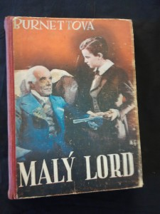 náhled knihy - Malý Lord (Oppl, 184 s.)