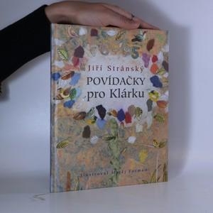 náhled knihy - Povídačky pro Klárku