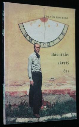 náhled knihy - Básníkův skrytý čas : sborník k sedmdesátým narozeninám básníka