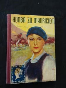 náhled knihy - Honba za Mauriciem (Oppl, 112 s., il. F. Horník)
