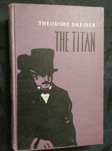náhled knihy - The Titan (Ocpl, 604 s.)