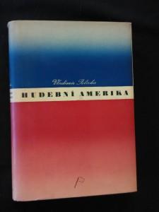 náhled knihy - Hudební Amerika (A4, Oppl, 240 s., 45 obr.)