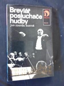náhled knihy - Breviář posluchače hudby (Ocpl, 184 s., 16 s příl.)