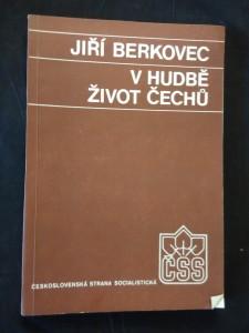 V hudbě život Čechů (Obr, 166 s.)