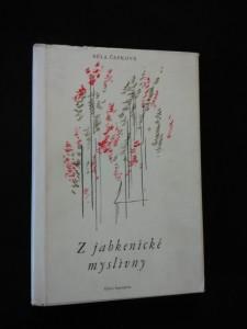 náhled knihy - Z jabkenické myslivny - B. Smetana (Ocpl, 120 s., 24 s. obr. Příl., ob a typo R. Michal)