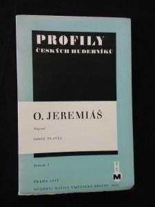 náhled knihy - Otakar Jeremiáš (Obr)