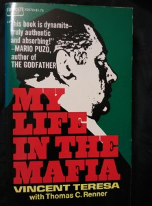 náhled knihy - My Life in the Mafia