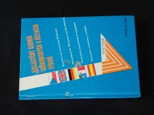 Vícejazyčný slovník ekonomických a účetních výrazů (lam, 256 s.)