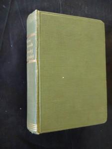 náhled knihy - Nový kapesní slovník  - česko-německý a německo-český (A5, Ocpl, 1100 s., švabach)