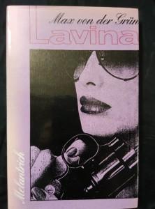 náhled knihy - Lavina (Ocpl., 208 s.)