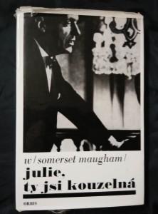 náhled knihy - Julie, ty jsi kouzelná (Ocpl, 236 s., obr příl z filmu, typo L. Fára)