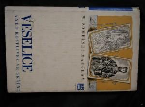 náhled knihy - Veselice aneb Kostlivec ve skříni (Ocpl, 228 s.
