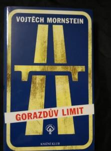 náhled knihy - Gorazdův limit (Ocpl., 240 s.)