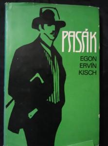 náhled knihy - Pasák (Ocpl, 216 s., ob a il. J. Paukert)