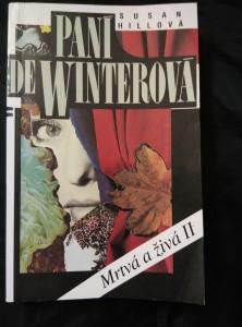 náhled knihy - Paní de Winterová - Mrtvá a živá II (Obr, 272 s.)