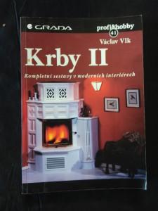 Krby II - Kompletní sestavy v moderních interiérech (lam, 152 s.)
