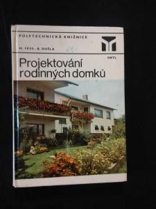 náhled knihy - Projektování rodinných domků (lam, 168 s.)