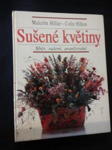 náhled knihy - Sušené květiny (sběr, sušení, aranžov.)