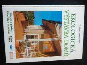 náhled knihy - Ekologická výstavba domů - nápady, příklady, materiály, provedení (A4, lam, 128 s.)