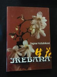 náhled knihy - Ikebana (A4, Ocpl, 120 s., il a bar. foto)